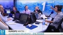 Thomas Sotto, la voice d'Europe 1 avec Nicolas Canteloup... Voici le zapping matin !