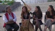 Entretien avec les Darwiche conteurs sur le Festival Arabesques