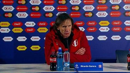 Gareca zadowolony po zwycięstwie Peru