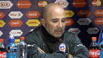 Chilijczycy skupiają się na meczu z Boliwią, nie na Vidalu
