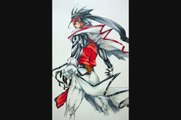 Guilty Gear x BlazBlue Music Live - Get down to business (Holy Order Sol)