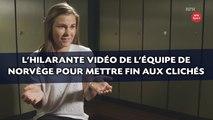 L'hilarante vidéo de l'équipe de Norvège pour mettre fin aux clichés sur le foot féminin