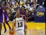 Flavio Tranquillo & Federico Buffa | Kobe Bryant immenso! Finals 2000 L.A@Indiana