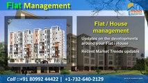 Hyderabad Real Estate, Buy Properties, Plots, Flats, Rent Apartmentsflat management