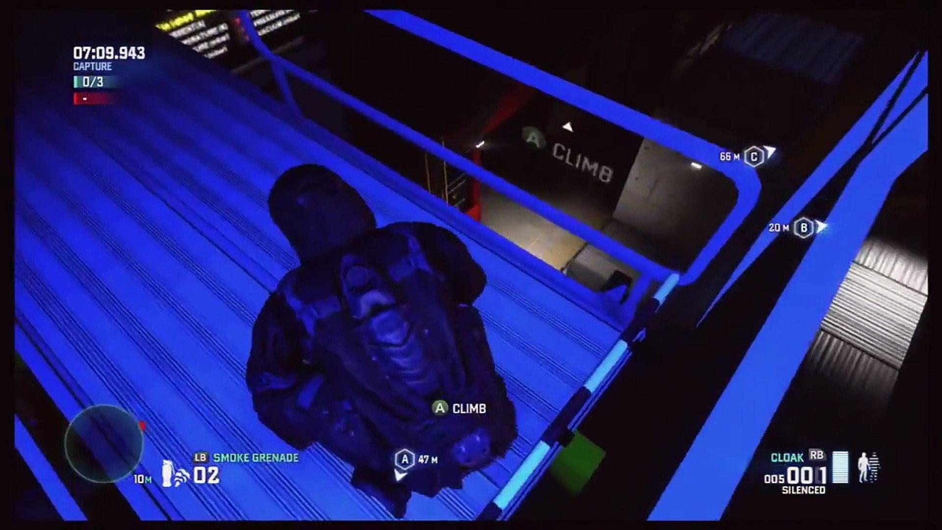 Splinter Cell Blacklist Spies vs Mercs Blacklist Intro  Gameplay Pt 1 HD