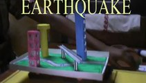 EARTHQUAKE WORKING MODEL