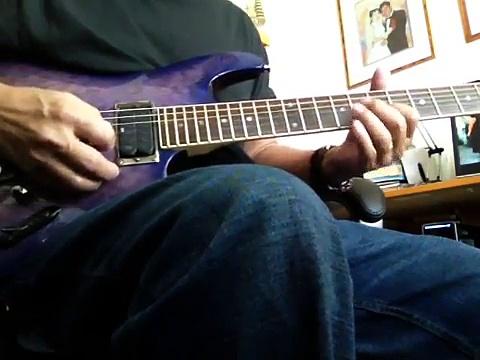 Khmer guitar (guitar tutorial) Khmer slow songs.