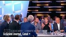 Olivier Royant l'Elysée n'était pas au courant de la Une de Match