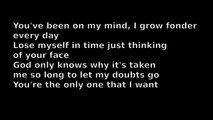 Adele - One And Only [Piano/Karaoke Instrumental] Lyrics on Screen (HD) REQUEST