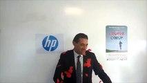 Course du Coeur @HP France (Gérald Karsenti relève le défi !)