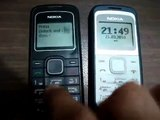 Nokia 1202 and 1203 - Short Review