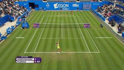 Birmingham - Carla Suárez pierde en cuartos de final