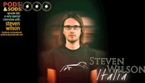 Steven Wilson interview during the Hand. Cannot. Erase. tour // 15.06.2015 (Pods & Sods)