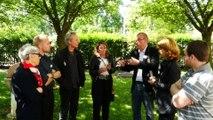 """Conférence nationale de Strasbourg """"AFB, quel projet commun ?"""" - Le parcours des citoyens - mai 2015"""