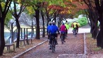 Korea Cycling with Adventure South
