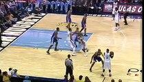 McGee 's Heart-Throbing DUNK   Golden State Warriors Vs Denver Nuggets   10/15/2012   NBA