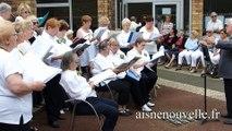 Chauny : la chorale Soleil a donné le coup d'envoi de la Fête de la musique