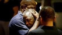 CBS News Highlights: Charleston shootings; NY manhunt for murderers; shark attacks