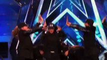 DM Nation: See Female Hip-Hop Dance Crew's Cool Moves - America's Got Talent 2015