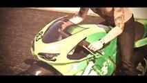 GTA 5   Cascades de Fou en Moto !