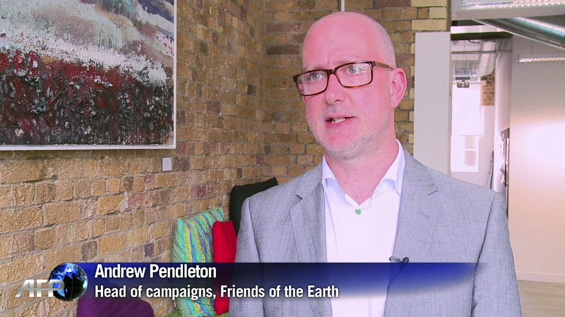 Environmental NGO welcomes Pope's encyclical