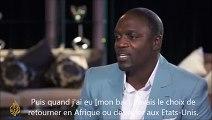 Akon je suis fier de dire que je suis africain