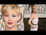 Jennifer Lawrence on the Red Carpet Golden Globes 2014