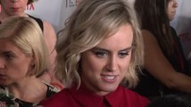 Taylor Schilling Injures Herself in 'OITNB' Sex Scene