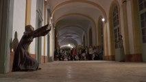 La figure du gisant à l'abbaye de Cluny