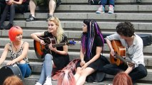 You Don't Love Me Like You Should - Hey Violet, acoustic hangout in London 12/06/15