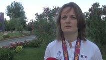 JE - Bakou - Tir : Brise «Je me suis fait confiance»