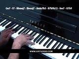 Curso de piano jazz - Improvisación