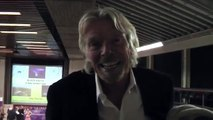 When will Sir Richard Branson and Prof Stephen Hawking head for space on Virgin Galactic?