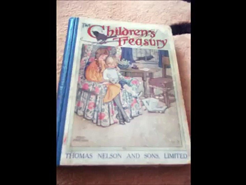 THE CHILDREN'S TREASURY - ANNE ANDERSON NELSON 1916-1922
