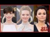 Anne Hathaway, Amanda Seyfried, Samantha Barks 'Les Miserables' Cast Oscar Style