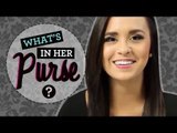Megan from Megan & Liz Interview: What's in Her Purse with Megan Mace!