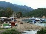 France Corse la réserve naturelle de Scandola et golfe de Girolata
