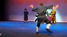 13 Shaolin Kung Fu Monks Demonstration Showcase