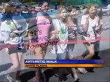 2010 Westchester Co. Arthritis Walk Day Of News Coverage