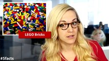 5 LEGO Facts to Build Your Knowledge | #5facts