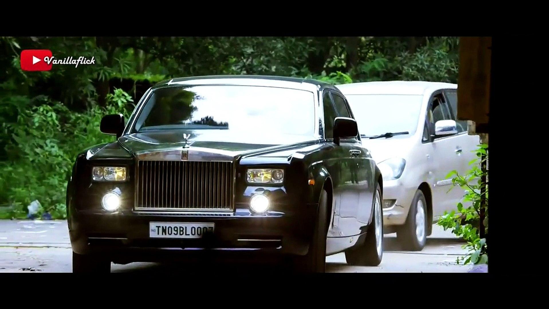 Maari Tamil Movie Official Trailer 2015 - Dhanush, Kajal Aggarwal - video  Dailymotion