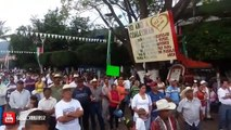 Gobernador defiende a los delincuentes ; Presidente Municipal de Coalcomán,Michoacán
