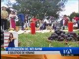 El Inti Raymi se celebra este fin de semana