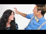 Ashley Greene Hair Tutorial with Anthony Pazos!