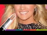 Celebrity Trend Alert 2012: The Nude Lip! Carrie Underwood & Kristen Stewart!
