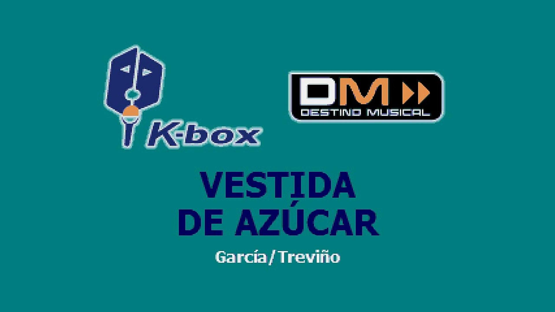 Karaoke Box Vestida De Azúcar Al Estilo De Gloria Trevi Karaoke