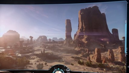 Trailer de Lancement E3 2015 de Mass Effect : Andromeda