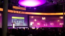 Lance Armstrong opens the Livestrong Global Cancer Summit
