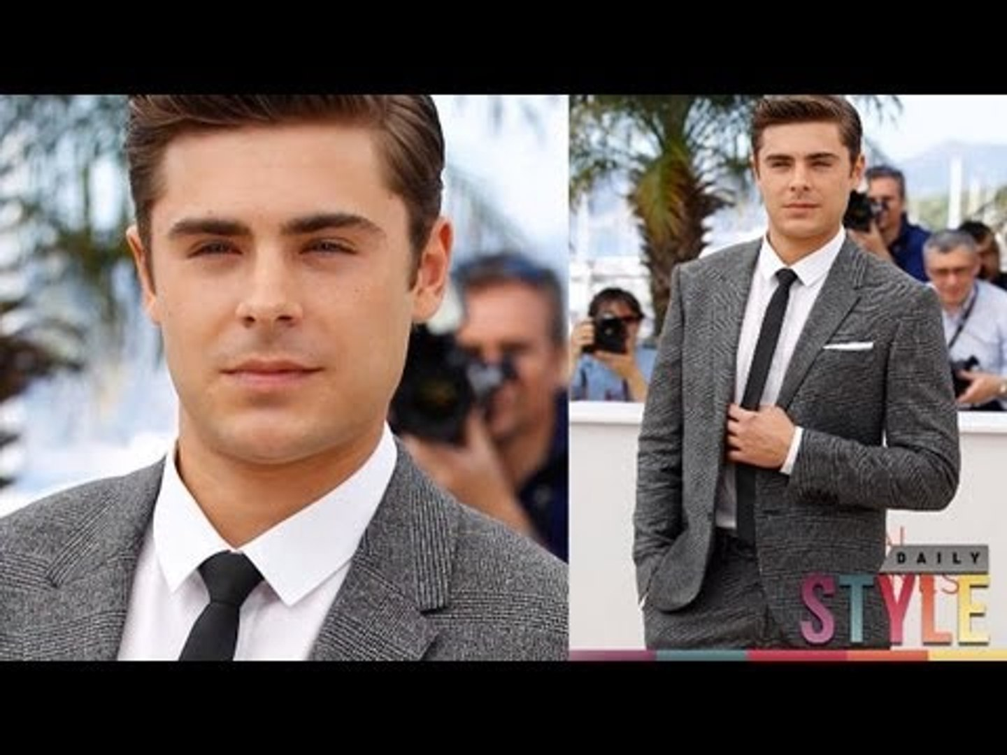 Hottest Men at the 2012 Cannes Film Festival! Zac Efron, Robert Pattinson