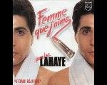Femme que j'aime ~ Jean-Luc Lahaye